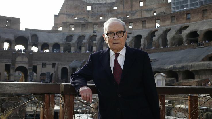 Roma, sette notti magiche a Caracalla con Ennio Morricone