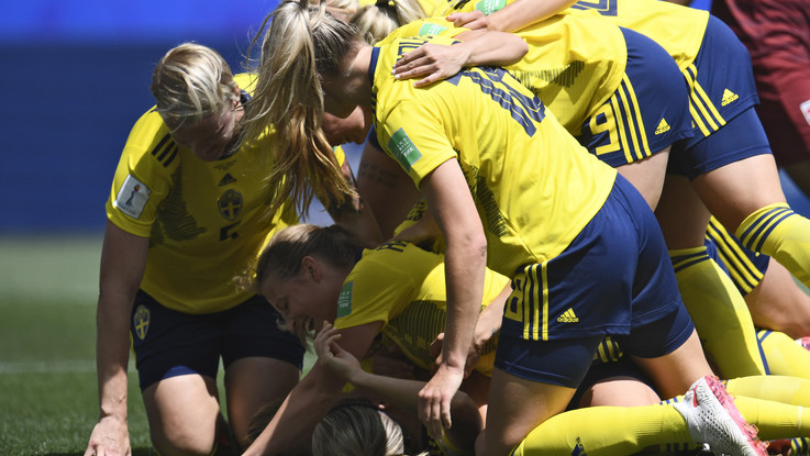 Mondiali femminili, Svezia-Thailandia 5-1: scandinave verso gli ottavi