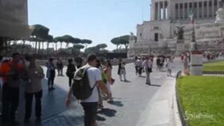 A Roma torna #ViaLibera, l'iniziativa dedicata a pedoni e ciclisti