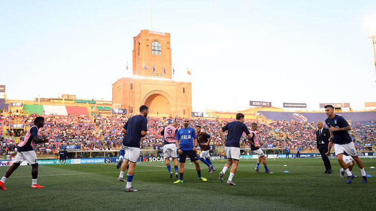 Calcio, Europei under 21 - Cover
