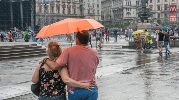Piogge in arrivo: il meteo del 17 e 18 giugno
