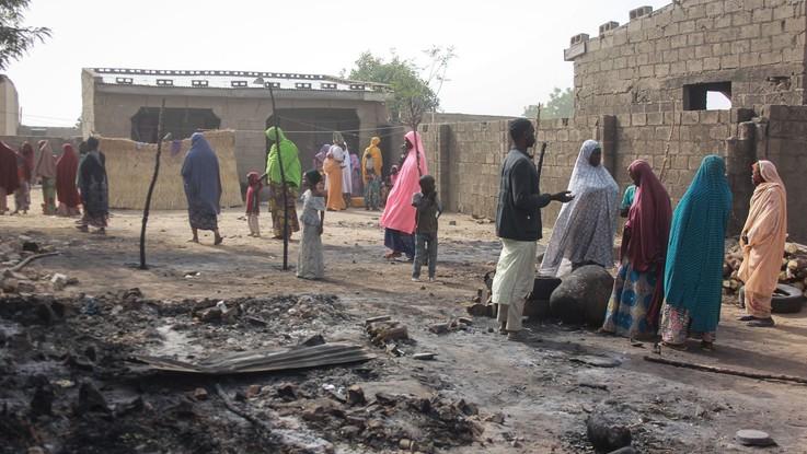 Triplice attentato di Boko Haram in Nigeria: 30 morti