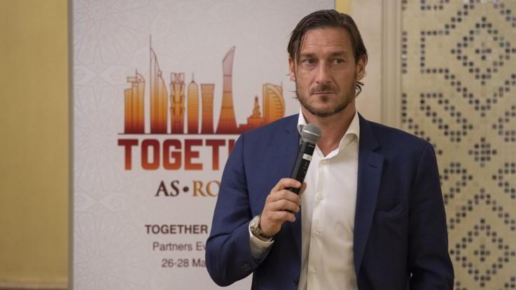 """Totti: """"Via dalla Roma non per colpa mia"""""""