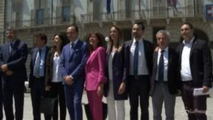 Regione Piemonte, Cirio riunisce la sua nuova giunta
