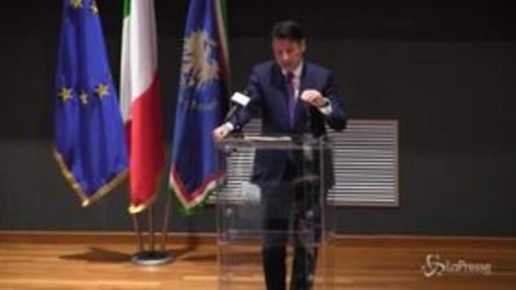 """Conte all'Apple Academy di Napoli cita Leonardo: """"I dettagli fanno la perfezione"""""""