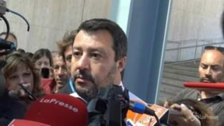 """Minibot, Salvini: """"Se non c'è strumento più intelligente si va avanti con questo"""""""
