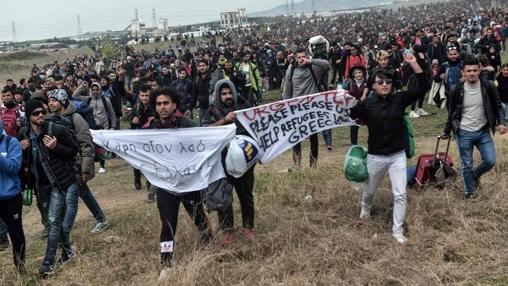 """Migranti, Unhcr: """"Oltre 70 milioni di persone in fuga nel 2018, è record"""""""