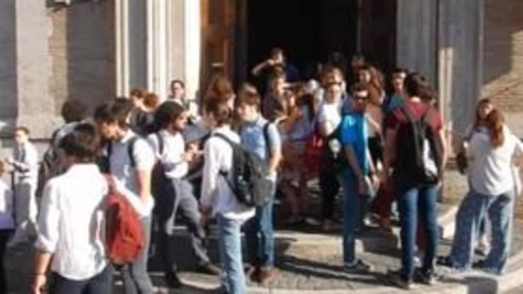 Maturità a Roma, gli studenti del Visconti puntano sul tema di attualità