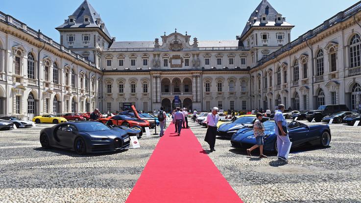 Torino, al via Salone auto del Valentino: edizione record con 54 costruttori
