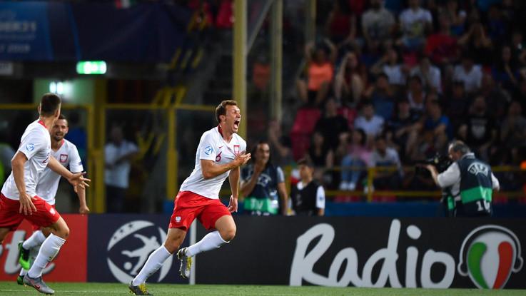 Europei under 21: Italia-Polonia 0-1. Il fotoracconto