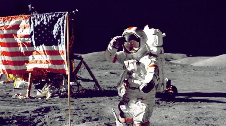 È il Moon Day: un'intera giornata dedicata all'allunaggio a 50 anni dall'impresa