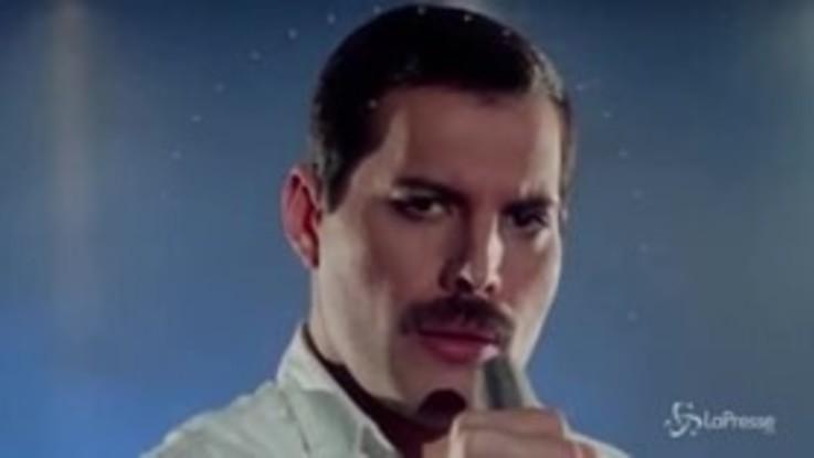 Spunta un video inedito di Freddie Mercury con brano mai pubblicato
