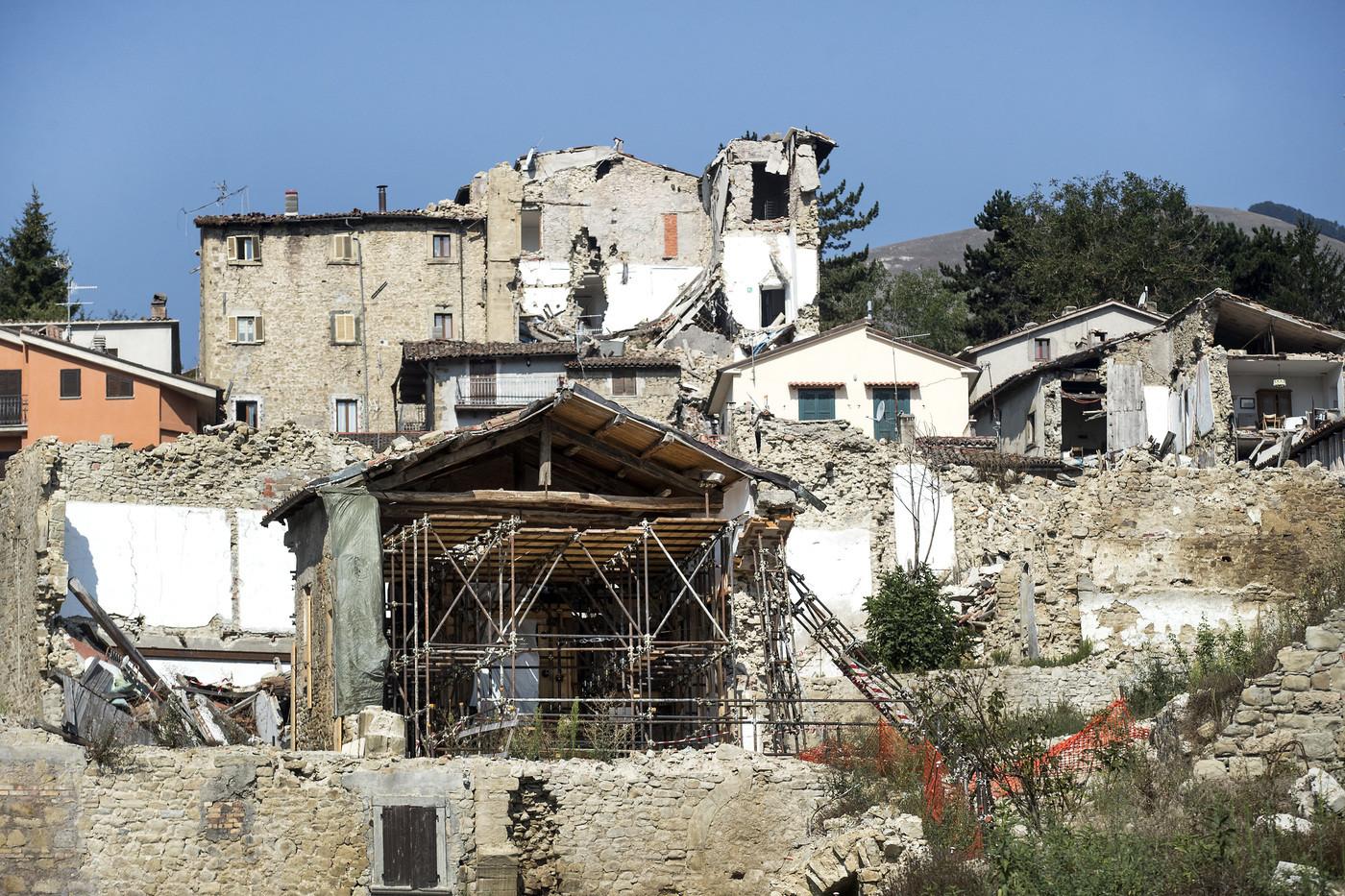 Terremoti, 11,4 milioni di rimborsi ai Comuni di Lazio, Umbria, Marche e Abruzzo
