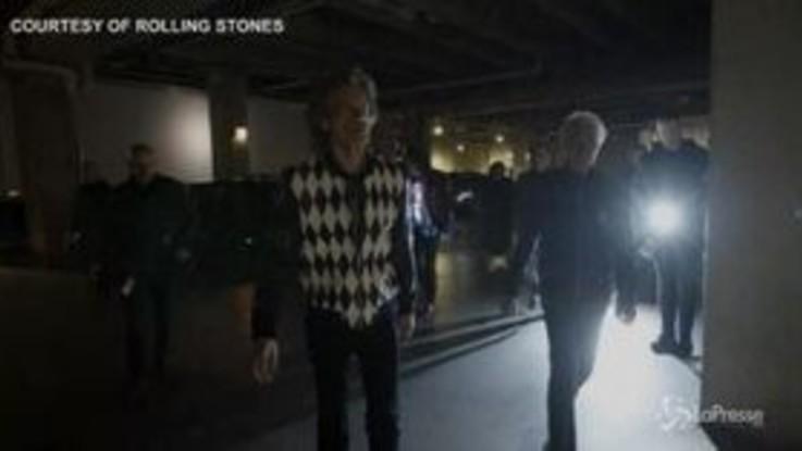 Rolling Stones, Mick Jagger torna sul palco dopo l'operazione