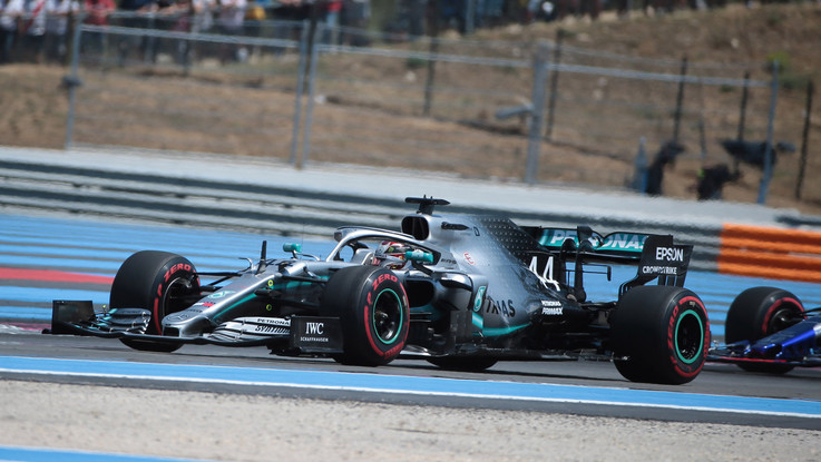 F1, Gp Francia: Hamilton in pole davanti a Bottas, 3° Leclerc