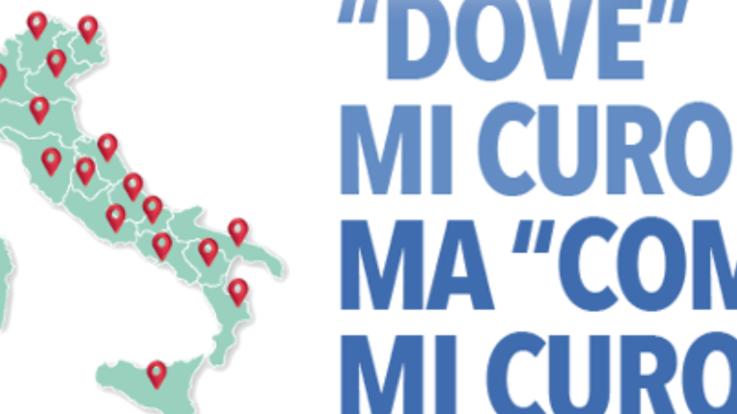 """Tumori, """"dove mi curo?"""". Online la mappa dei centri specializzati"""