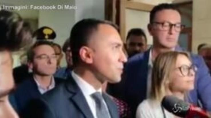 """Manovra, Di Maio: """"Si può fare domani, ma Lega ci dica quali sono le coperture per flat tax"""""""