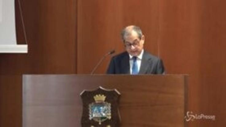 """Tria: """"Impegno Gdf su evasione è aiuto concreto a finanza pubblica"""""""