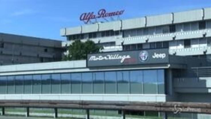 Alfa Romeo compie 109 anni: il brindisi degli alfisti al museo di Arese