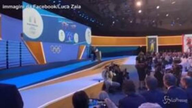 Olimpiadi 2026 a Milano e Cortina: la gioia degli italiani