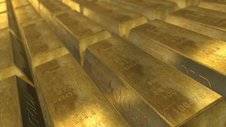 L'oro sale ancora e tocca i massimi in sei anni: oltre 1.430 dollari