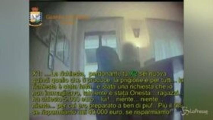 Mazzette all'Agenzia delle Entrate di Como: 5 arrestati, tra cui l'ex direttore