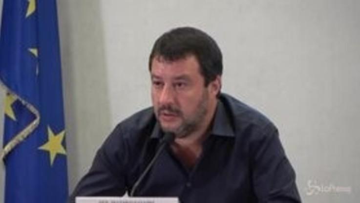 """Sea Watch, Salvini: """"Può restare in mare fino a Natale"""""""