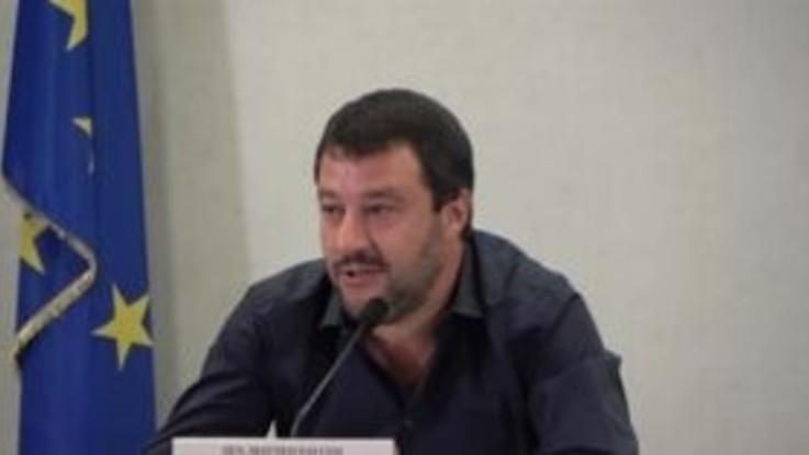 """Mini Tav, il 'no' di Salvini: """"A me piacciono i treni che corrono"""""""