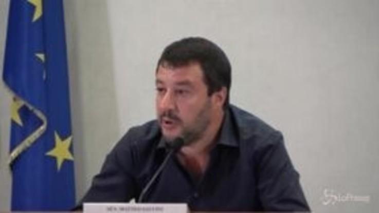 """Autonomia, Salvini: """"Il testo base è pronto, vantaggio per tutti"""""""