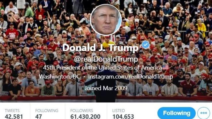 La stretta di Twitter: 'penalizzerà' i post dei politici che violano le regole