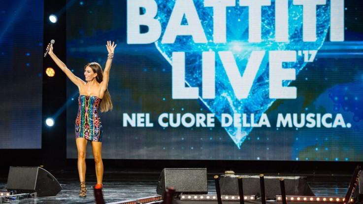 """Elisabetta Gregoraci conduce Radionorba Battiti Live: """"Spettacolo fantastico"""""""
