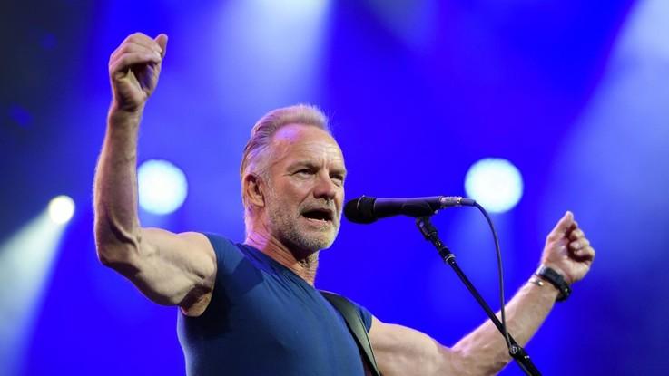 Sting a ottobre in concerto in Italia: il tour europeo fa tappa a Milano
