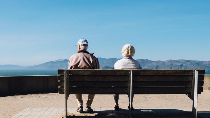Italia ai primi posti per indice di vecchiaia