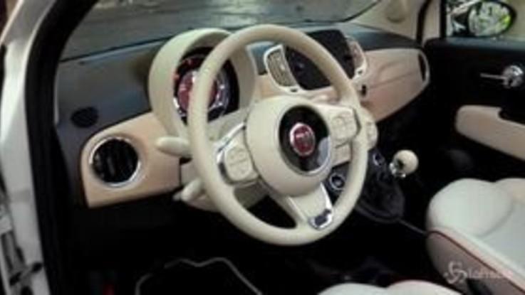 Fiat 500 Dolcevita: una serie speciale per il compleanno