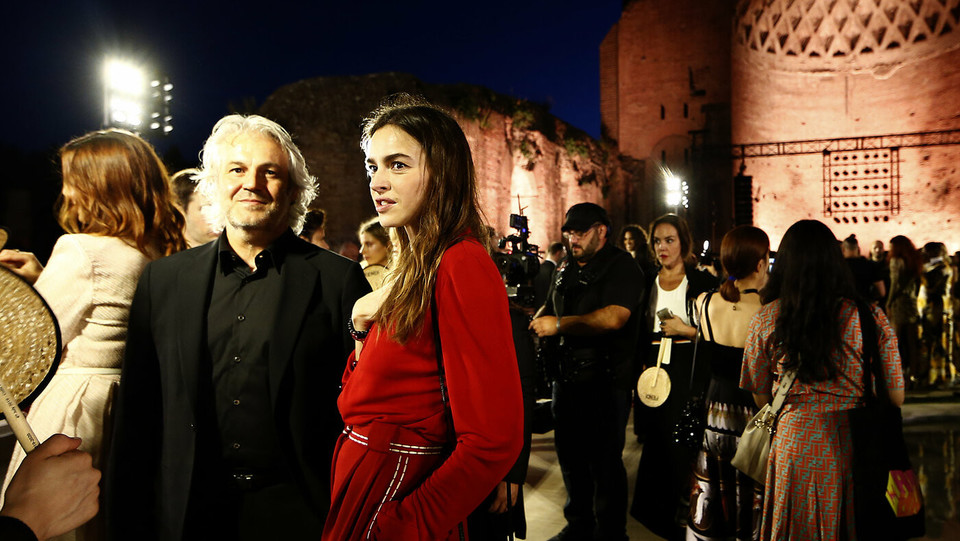 Domenico Procacci e Kasia Smutniek ©