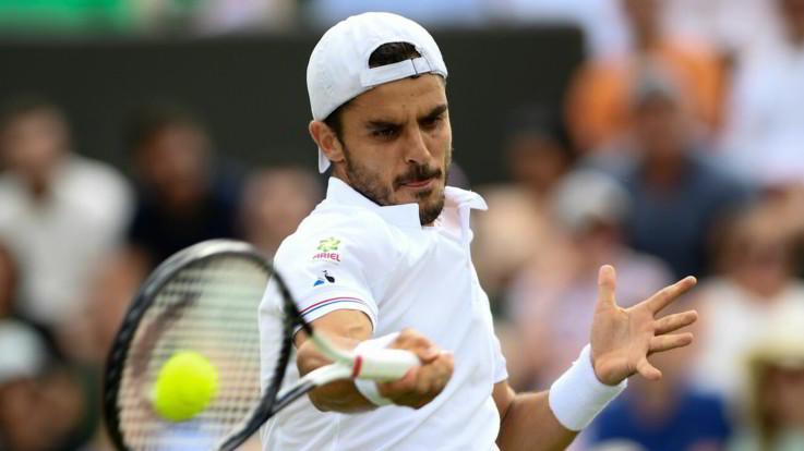Wimbledon, Fabbiano si ferma al terzo turno: l'azzurro battuto da Verdasco