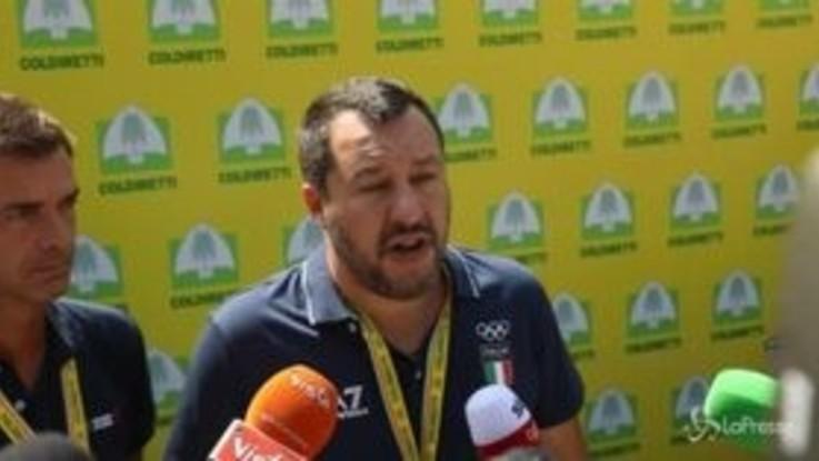 "Salvini: ""Sentenza su Sala mi rammarica"""