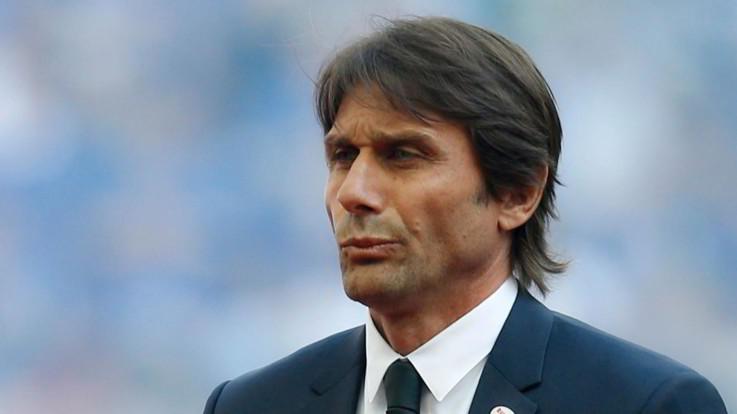 """Inter, Conte si presenta: """"Lavoro e ambizione, non mi pongo limiti"""""""