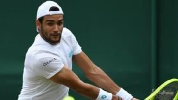 Wimbledon, oggi Berrettini sfida Federer