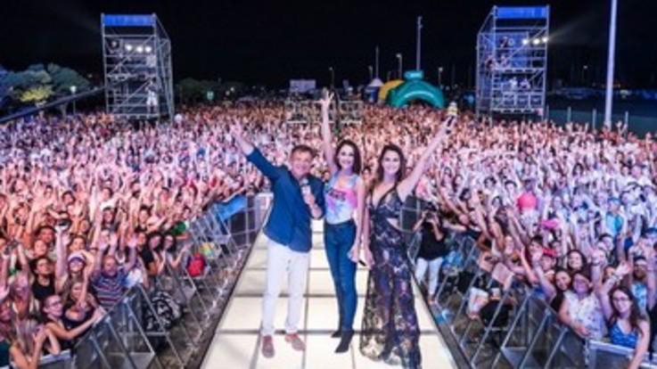 Il Festival Show approda a Caorle il 25 luglio: sul palco Turci, Facchinetti e Carone