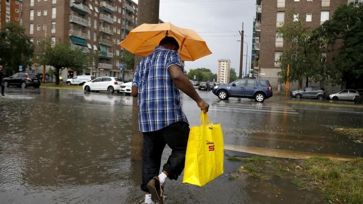 Tempo instabile, rischio forti temporali: il meteo del 9 e 10 luglio