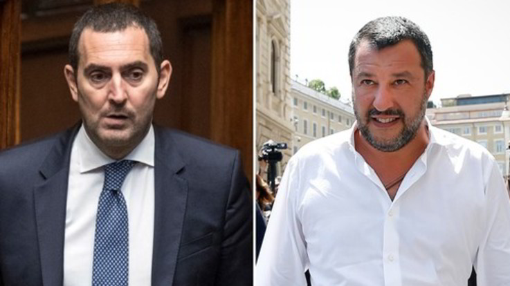 """Sessismo, Spatafora accusa Salvini: """"Dà il cattivo esempio"""". Lui replica: """"Fossi in lui mi dimetterei"""""""