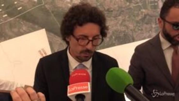 """Toninelli: """"Sequestrare imbarcazioni delle Ong che non rispettano diritto internazionale"""""""