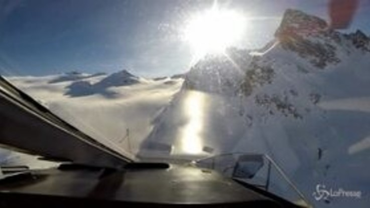Val d'Aosta, le immagini della tragedia Rutor in cui morirono 7 persone