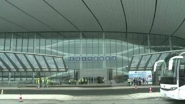 Cina, inaugurerà a settembre il più grande aeroporto al mondo