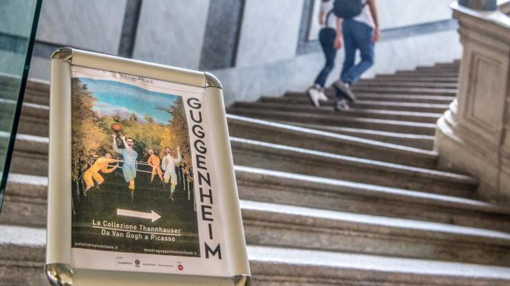 Da New York a Milano, la collezione Thannauser del Guggenheim arriva a Palazzo Reale