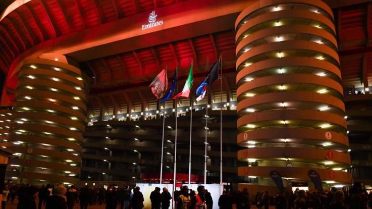 San Siro, Milan e Inter presentano il progetto per il nuovo stadio