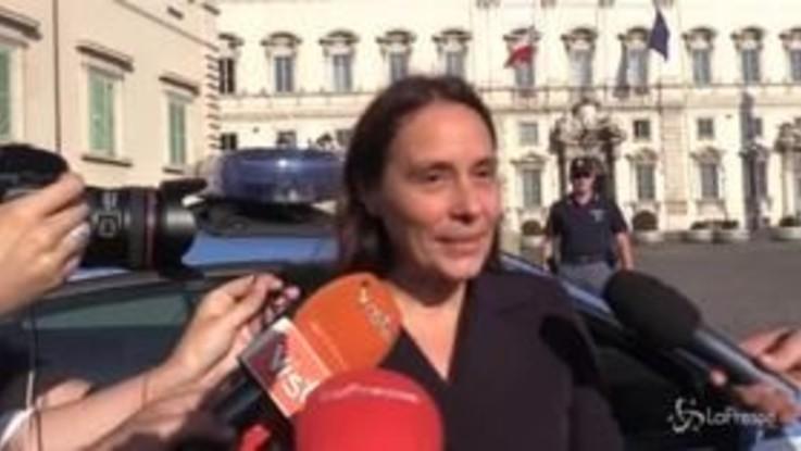 """Alessandra Locatelli (neo ministra Famiglia): """"Credo nella famiglia da tutelare"""""""