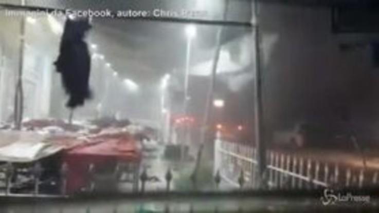 Maltempo in Grecia, morti sei turisti