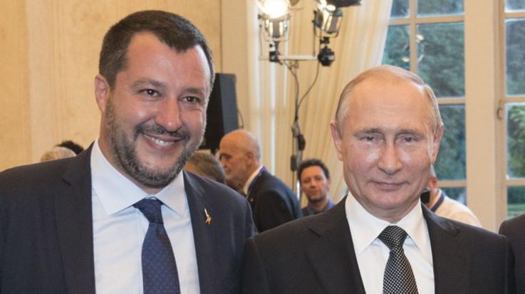 Finanziamenti russi alla Lega, la procura di Milano apre un'indagine